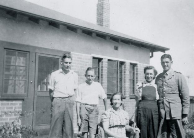 Woodhead family