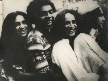 Gal, Gil, Maria Bethânia and Caetano.