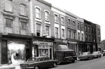 Forbidden Fruit, 295 Portobello Road – the shop on the left.