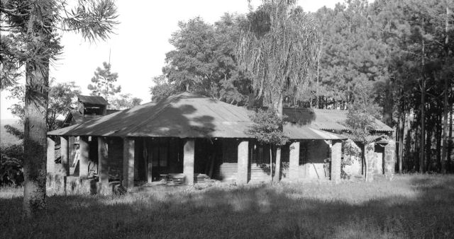 Carlos Strehler's home: