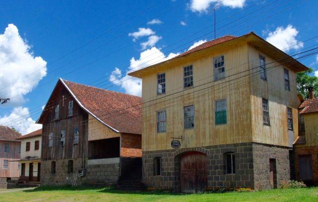 Distrito 21 de Abril, Antônio Prado.